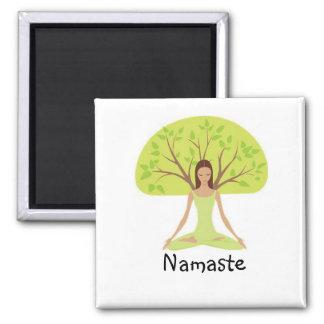 Namaste- Magnet