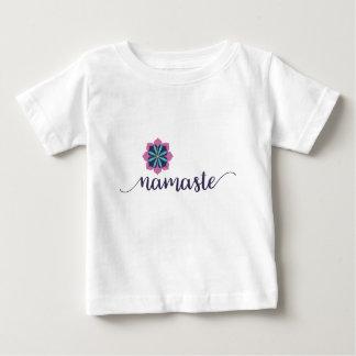 namaste mandala baby T-Shirt