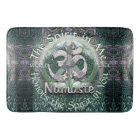 Namaste Mandala World Peace Bath Mat