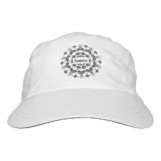Namaste Mandala Woven Performance Hat