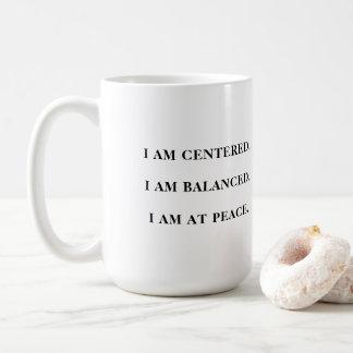 Namaste - Mug with positive quote