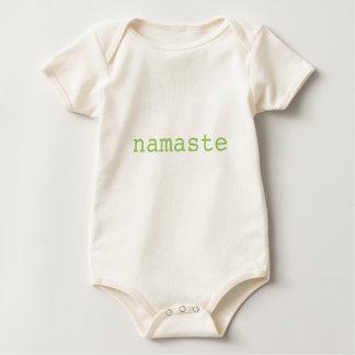 Namaste Organic Bodysuit
