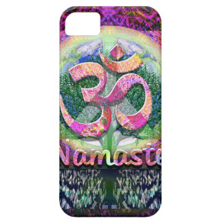 Namaste Peace Symbol iPhone 5 Cover