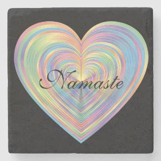 Namaste Stone Coaster