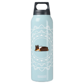 Namaste Tricolor Pembroke Sploot Hot+Cold Bottle