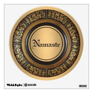 Namaste Wall Sticker
