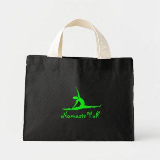 Namaste Y'all - yoga tote bag