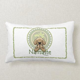 Namaste yoga 2side - Lumbar pillow
