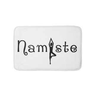 Namaste Yoga Bath Mat