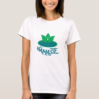 Namaste yoga chill out meditation T-shirt