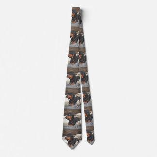 Namaste Yoga Tie