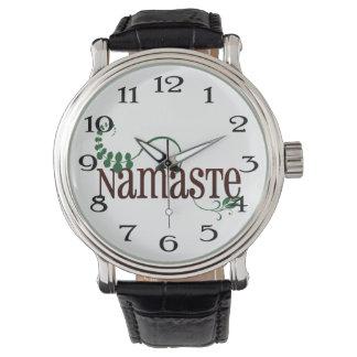 Namaste Yoga Watch