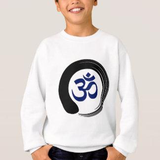 Namaste Zen Circle Meditation Prayer Ohm Aum Om Sweatshirt