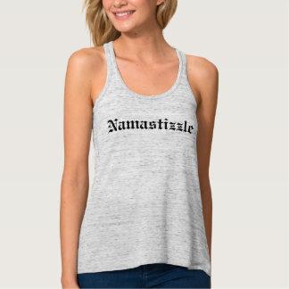 Namastizzle Yoga Tank Top
