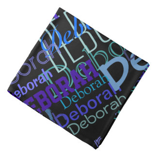 name pattern maker kerchiefs
