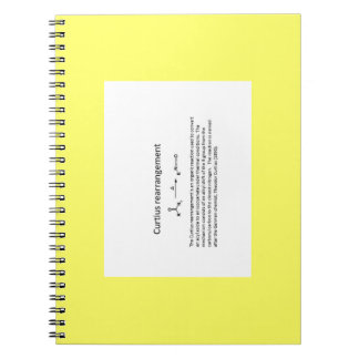 Name reaction Note Notebooks