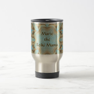 Name Reiki Mama Travel Mug