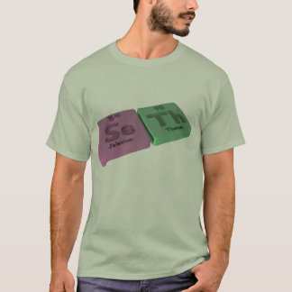 name-Seth-Se-Th-Selenium-Thorium T-Shirt