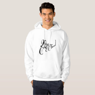 Name That T Michael M. Motorcyc Hooded Sweatshirt