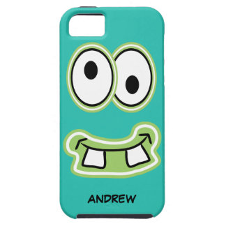 Name Your Monster Iphone Silly Face Case For The iPhone 5
