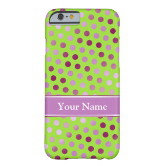 Named Moroccan Art Deco Barely There iPhone 6 Case