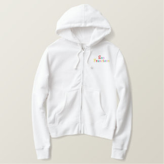 Namedrop Nation_San Francisco Multi-colored Embroidered Hoodie