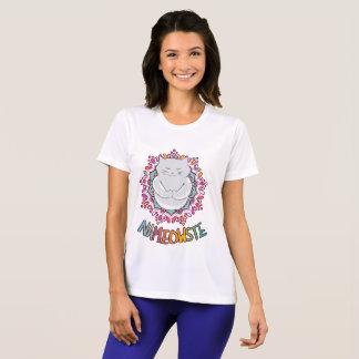Nameowste Yoga Cat Shirt