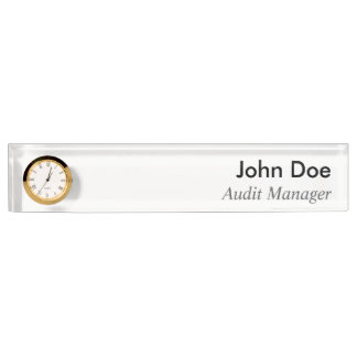 """""""Nameplate for all Accountants"""" Desk Nameplates"""