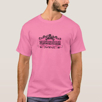 Nameplate Grandma T-shirts and Gifts