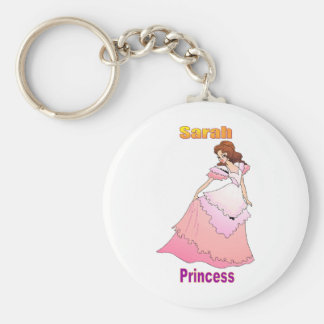 Names&Meanings - Sarah Keychain