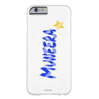 names numbers barely there iPhone 6 case