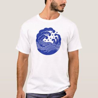 Nami Kamon 浪(ナミ) T-Shirt