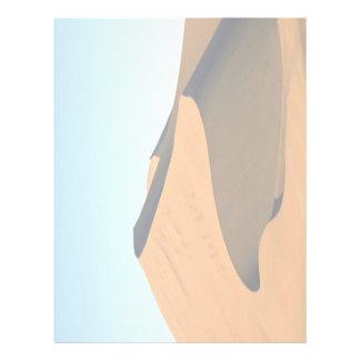 Namib Desert Personalized Letterhead