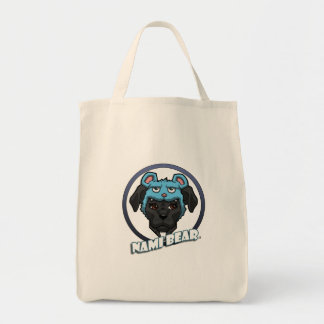NamiBear the Pit Bull Logo Tote Bag