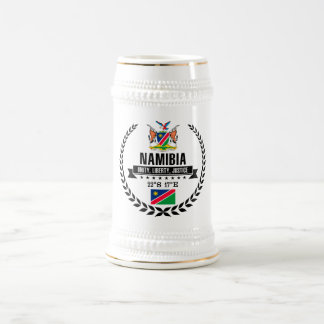 Namibia Beer Stein
