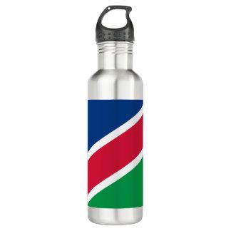 Namibia Flag 710 Ml Water Bottle