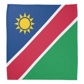 Namibia Flag Bandanas