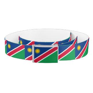 Namibia Flag Belt