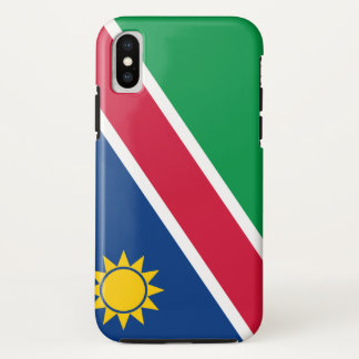 Namibia Flag Case-Mate iPhone Case