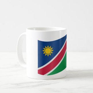 Namibia Flag Coffee Mug