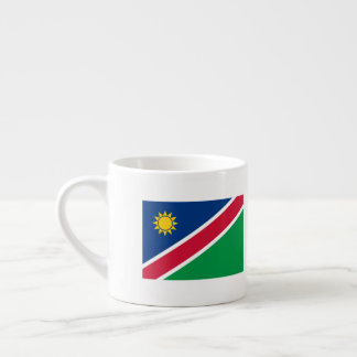 Namibia Flag Espresso Cup