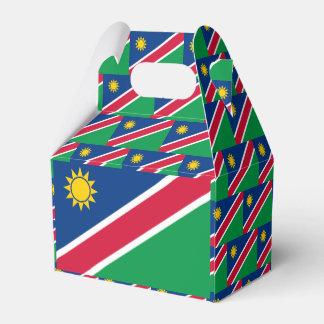 Namibia Flag Favor Box