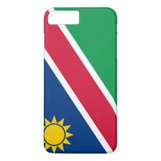 Namibia Flag iPhone 8 Plus/7 Plus Case