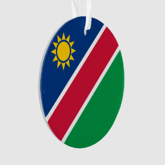 Namibia Flag Ornament