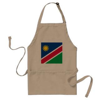 Namibia Flag Standard Apron