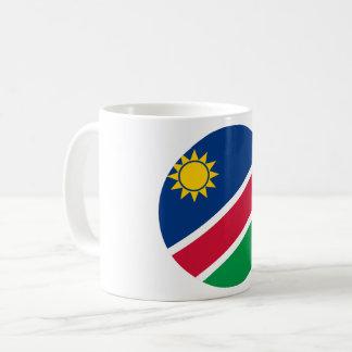 Namibia Flagi Coffee Mug