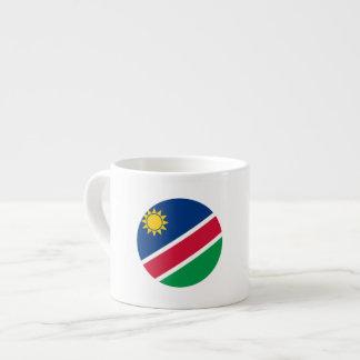 Namibia Flagi Espresso Cup