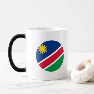 Namibia Flagi Magic Mug