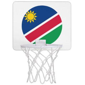 Namibia Flagi Mini Basketball Hoop
