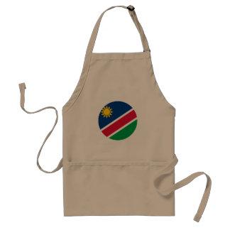Namibia Flagi Standard Apron